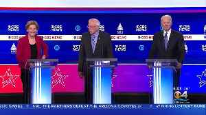 Contentious Democratic Debate In South Carolina [Video]