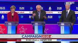 Recap Of CBS News Democratic Debate [Video]