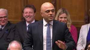 Sajid Javid takes aim at Boris Johnson and Dominic Cummings in resignation statement