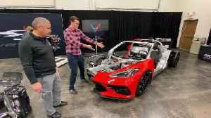 The guts of the 2020 Chevrolet Corvette Stingray [Video]