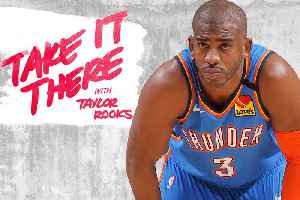 Chris Paul Says the Banana Boat Crew Almost Teamed Up   Take It There S2E3 [Video]