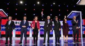 Top Moments From the Democratic Debate in South Carolina