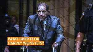 Jails, Courtrooms and Hospitals: Harvey Weinstein's grim future [Video]