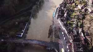 Residents in Bewdley & Ironbridge bracing themselves for more flooding misery [Video]