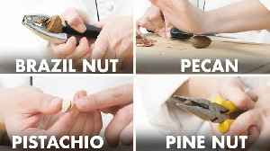 How To Crack Every Nut [Video]