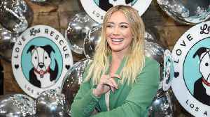 Hilary Duff responds to Disney dropping Love, Simon TV series [Video]