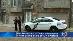 Man Found Shot Dead Sitting In SUV Inside Manayunk Garage [Video]
