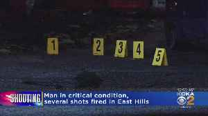 Police Hunt For Suspect In East Hills Shooting [Video]