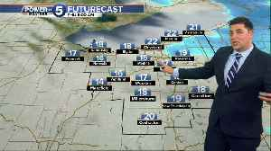 Winter storm to bring snow Wednesday evening [Video]