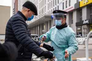 Chinese Government Reportedly Monitors Coronavirus Comments on Social Media [Video]