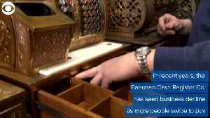 WEB EXTRA: Generations Old Family Cash Register Company [Video]