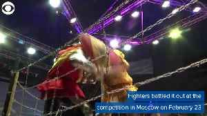 WEB EXTRA: Medieval Fighting Tournament In Russia [Video]