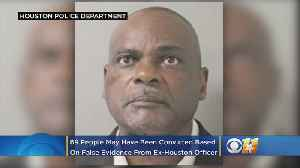 69 People May Have Been Convicted On False Evidence By Ex-Houston Officer Gerald Goines, Prosecutors Say [Video]