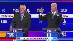 Keller @ Large: Sanders Debate Truth Test [Video]