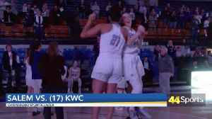 College WBB: (17) KWC Tops Salem [Video]