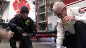 Vincennes fire chief steps down [Video]