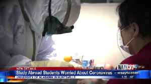 UAH 'monitoring' abroad students as coronavirus spreads
