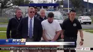 U.S Marshals top fugitive Jacob Scott behind bars [Video]