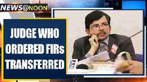 Delhi violence: Judge who ordered FIRs against hate speech transferred| Oneindia News [Video]
