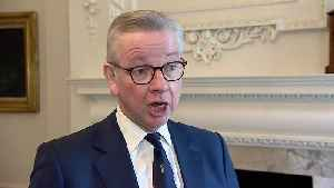 Gove: Canada-style FTA would be 'straightforward' for EU [Video]