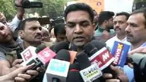 Kapil Mishra blames AAP for Delhi violence [Video]