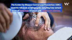 CDC Details the Dangers of Facial Hair Amid Coronavirus Outbreak [Video]