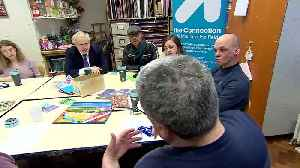 PM: Numbers of rough sleepers 'way too high' [Video]