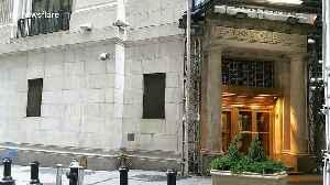 Eerily quiet Wall Street as stocks take worst drubbing since '08 amid Coronavirus panic [Video]