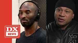 LL Cool J Recalls Persuading Kobe Bryant Not To Release His 'Gangsta Rap Album' [Video]