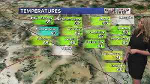 13 First Alert Las Vegas evening forecast | Feb. 26, 2020 [Video]