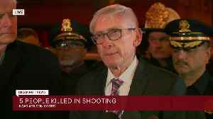 Governor Evers gives an update on Molson Coors shooting [Video]