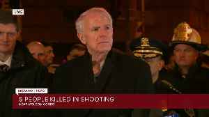 Mayor Tom Barrett gives an update on fatal Molson Coors shooting [Video]