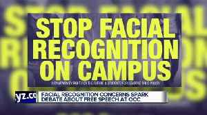 Facial recognition concerns spark debate about free speech at OCC [Video]
