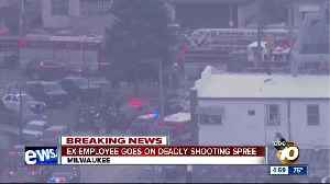 Ex-employee goes on deadly shooting spree in Milwaukee [Video]