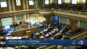 Colorado House passes bill to repeal state's death penalty to Gov. Polis' desk [Video]