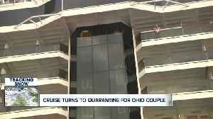 South Euclid couple returns home from cruise amid coronavirus concerns [Video]