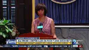 Former Mayor Catherine Pugh apologizes in video released ahead of sentencing [Video]