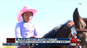2020 Black History Month parade [Video]