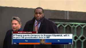 State representative traveling to White House, requesting clemency for Kwame Kilpatrick [Video]