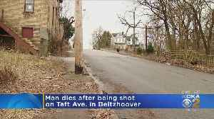 Pittsburgh Police Investigate Deadly Shooting In Beltzhoover [Video]