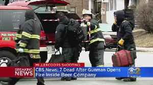 7 Dead In Milwaukee MillerCoors Plant Shooting [Video]