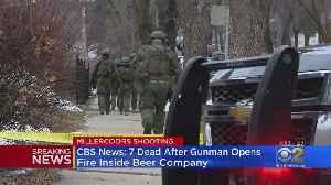 Alarm And Fear Around Scene Of Milwaukee Mass Shooting [Video]