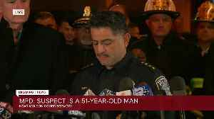 POlice Chief Morales gives update on Molson Coors campus shooting [Video]