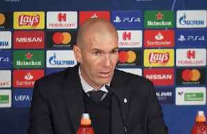 Zidane hurting after City loss [Video]