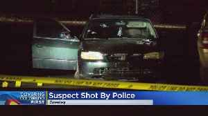 Police Offer Shot And Killed A Man After Pulling Over Suspicious Car [Video]