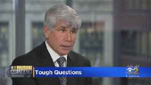 Blagojevich Maintains He Was Imprisoned For 'Practicing Politics' [Video]