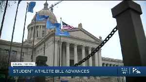 Oklahoma House Committee Advances Bill To Pay Student Athletes [Video]