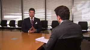 Interview: Texas Republican Candidate For 24th Congressional District David Fegan [Video]
