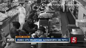 Music City Milestone: Woolworth on Fifth [Video]