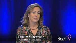 Matter More Media's Scheppach: Linear TV Is On Its Way to Being 35% Addressable [Video]